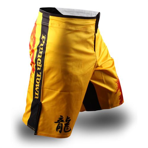 PunchTown PunchTown Ode to the Dragon Fight Shorts